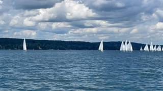 1. Tag dee IDM im DTYC Deutscher Touring Yacht-Club e.V. liegt hinter uns. Drei …