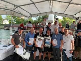 Deutscher Meister 2021 im Starboot sind Hubert & Kilian!   Platz 2 geht an U…