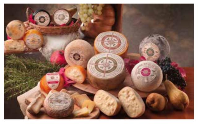 Etichettatura alimentare - Settore caseario