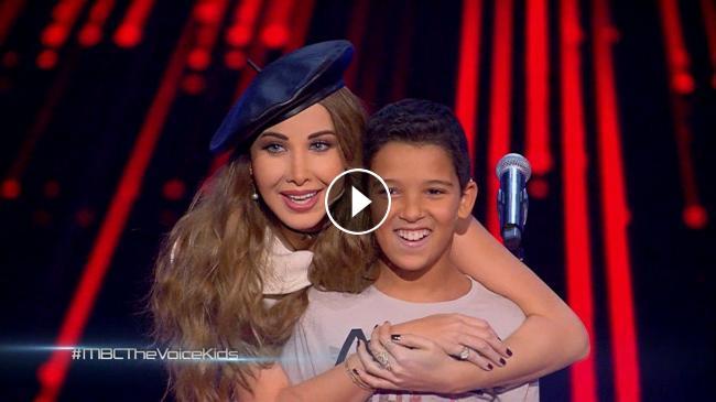 The Voice Kids احلى صوت الموسم الثاني الحلقة 1 موقع ستارديما