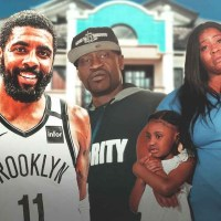 Kyrie Irving bought a house for George Floyd's family, Stephen Jackson says