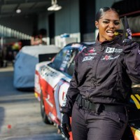 How Brehanna Daniels is changing the world of NASCAR, one pit stop at a time