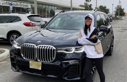 Danielle Kang fields BMW south Orlando