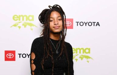 Willow at the ema