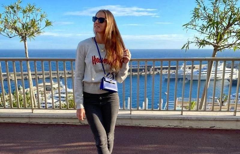 Karolina Pliskova at Monte-Carlo, Monaco