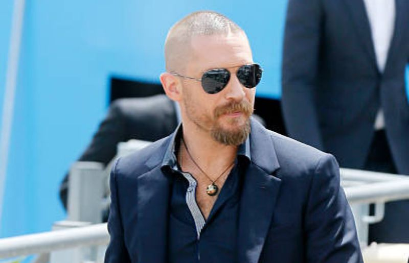 Tom Hardy at 2015 Cannes Film Festival
