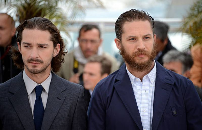 """Tom Hardy at """"Lawless"""" Photocall - 65th Annual Cannes Film Festival"""