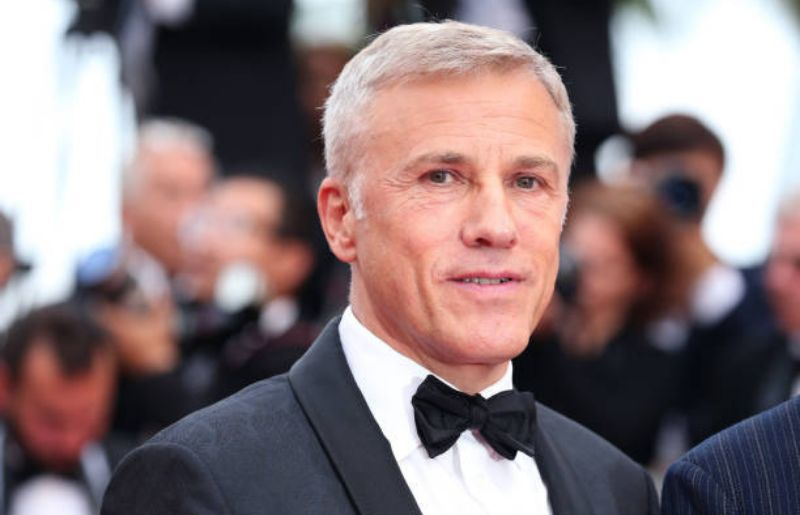 """Christoph Waltz at Sibyl"""" Red Carpet - The 72nd Annual Cannes Film Festival"""