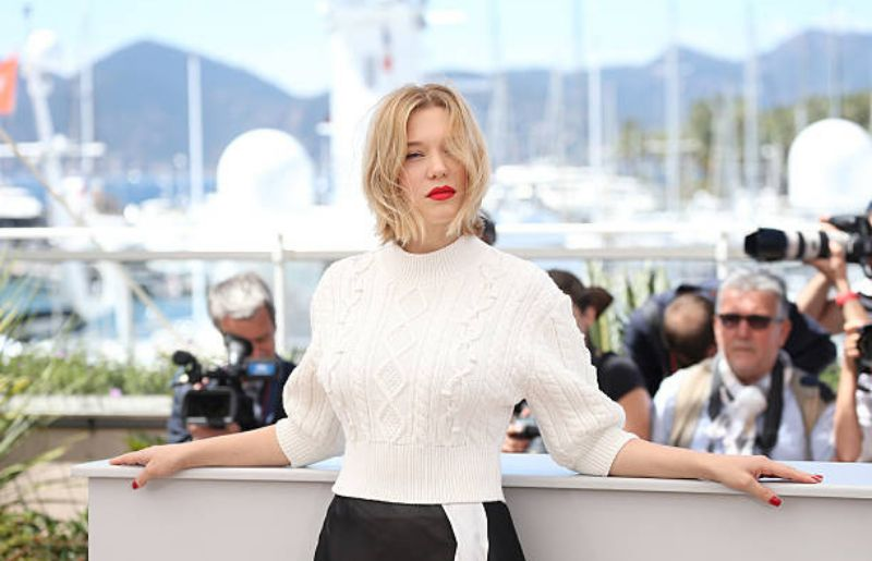 Lea Seydoux at It's Only The End Of The World