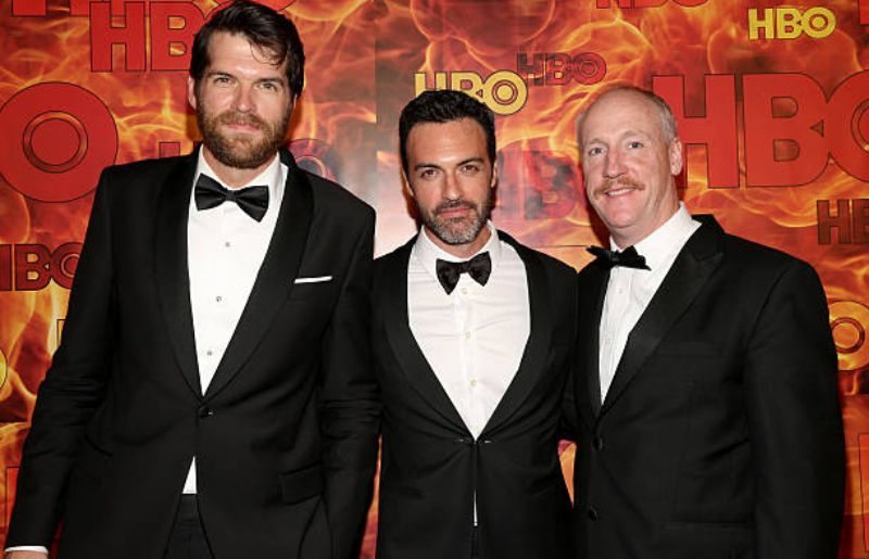 Reid Scott at HBO's Official 2015 Emmy After Party - Red Carpet