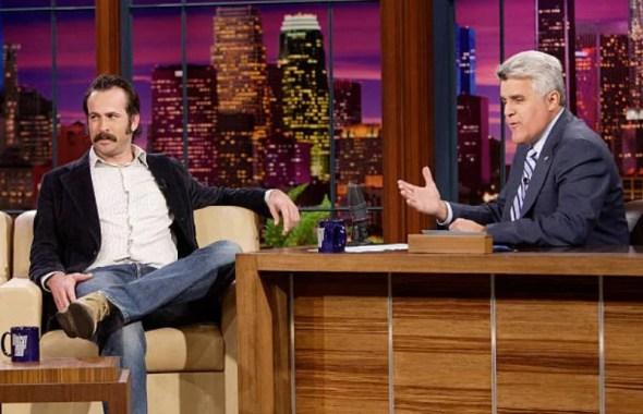 Jason Lee at The Tonight Show with Jay Leno