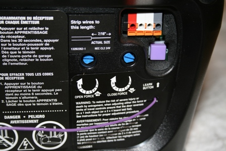 how to replace your drive gears in your liftmaster sears