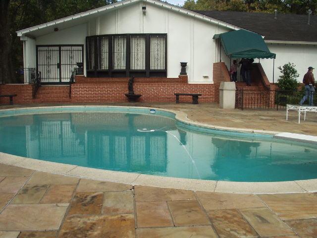 Lisa Marie Presleys Home Graceland Memphis Tennessee