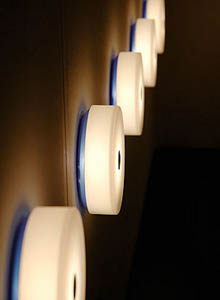 Flos Mini Button Ceiling Or Round Wall Light 5 51 Quot Dia
