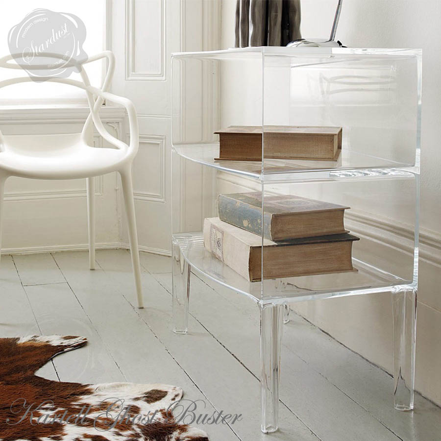 Black And White Outdoor Side Table