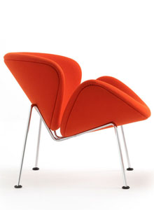 Artifort Orange Slice Chair By Pierre Paulin Stardust
