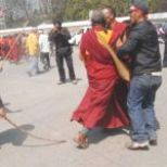 tibetan monks arrested p