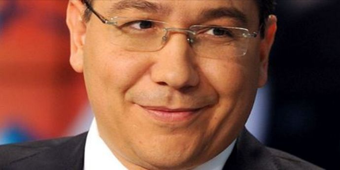 Ponta, vinovat pentru excluderea României din Eurovision
