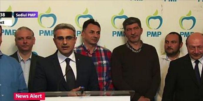 Robert Turcescu este candidatul PMP la Primăria Generală