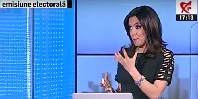Denise Rifai n-a priceput nimic din presă, recidivează