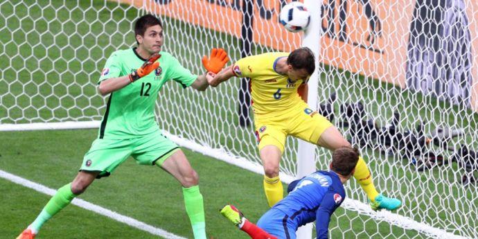 Euro 2016 Franţa – România 2 – 1 (live commentary)
