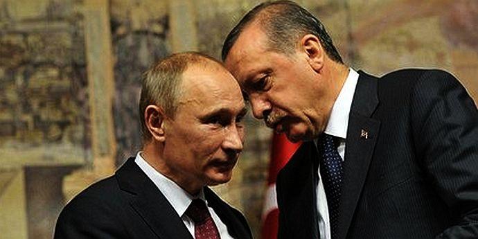 Era ticăloșilor,  Vova Putin,  Erdogan și tot neamul lor