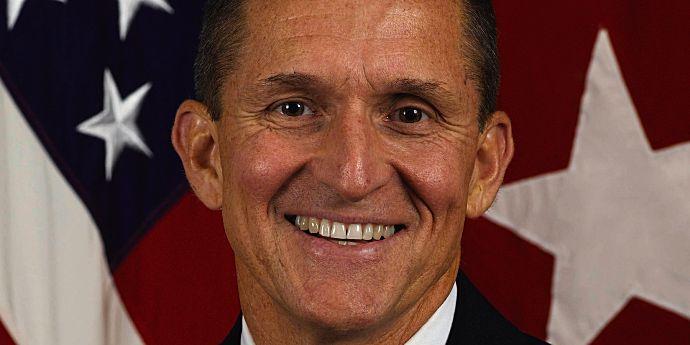 Flynn, consilierul lui Trump, a stat la masă cu Putin