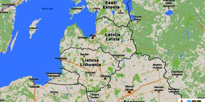 Ipoteză. Cum ar putea doborî Vova Putin Ţările Baltice