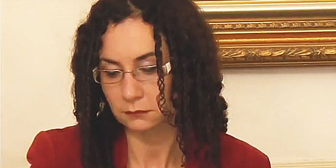 Oana Schmidt Hăineală, afară de la Spălarea Banilor