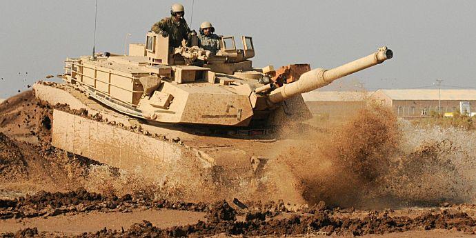 Americanii sunt în România. Sunt 500, cu tancuri, TAB-uri, tunuri