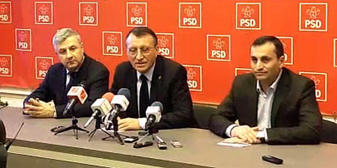 Paul Stănescu, PSD Olt: OUG 13 se va transpune în lege!