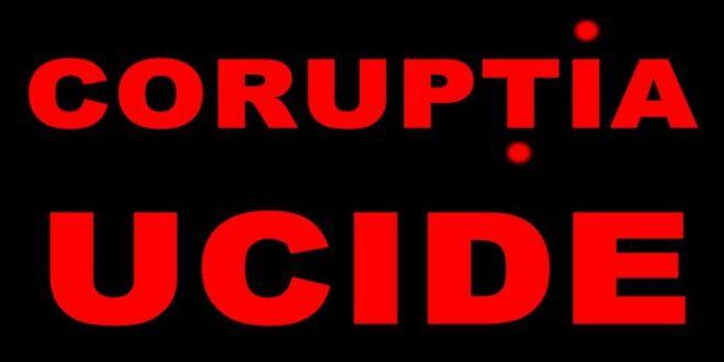 corupţiaucide