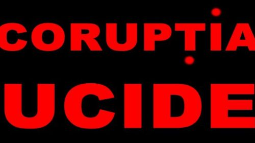 AȚI BELIT PULA , JIGODIILOR :Proteste masive urmează în jurul fortăreţei Palatului Parlamentului Corup%C5%A3ia-ucide-1