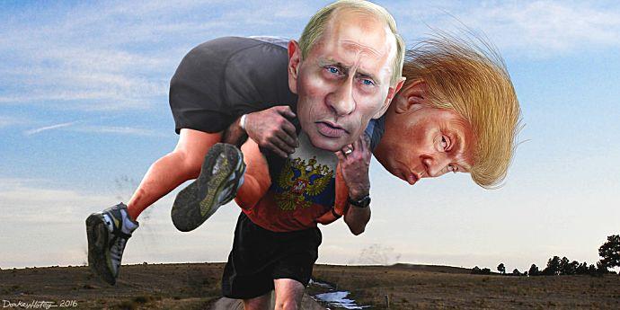 Echipa Trump şi Rusia. Reţeaua de relaţii. Cine cu cine e blat