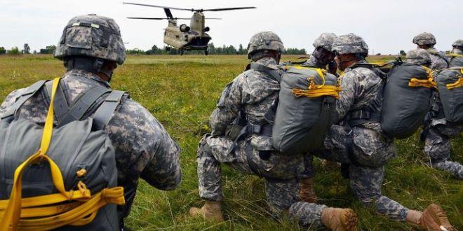 exercițiu militar