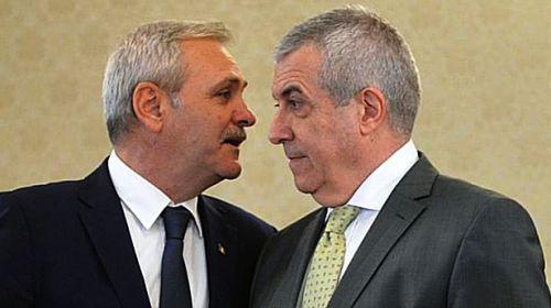 Klaus Iohannis l-a desemnat prim-ministru pe Mihai Tudose