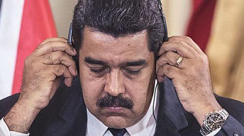 Intervenţie militară posibilă a Statelor Unite în Venezuela