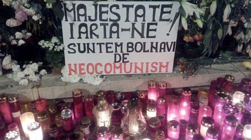 Majestate, pune-ţi mâna deasupra României! GALERIE FOTO