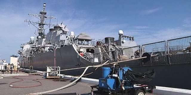 Distrugătoare americane patrulează în Marea Neagră înarmate