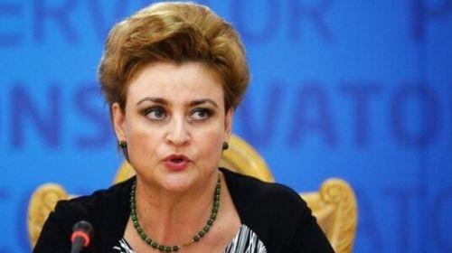 Graţiela Gavrilescu, către membrii TLDE: Fiţi la concurenţă cu #rezist