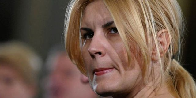 Elena Udrea a fost condamnată la şase ani de puşcărie cu executare