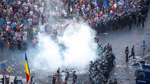 Jandarmeria Bucureşti a desecretizat convorbirile din 10 august 2018
