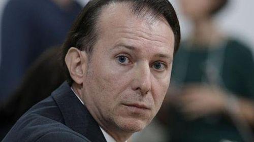 Florin Cîţu, ministrul Finanţelor, trimite controale la Primăria Capitalei
