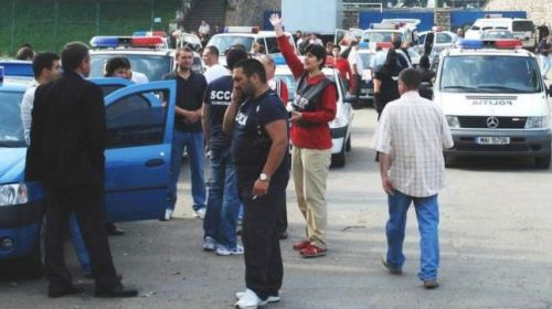 FOTOGALERIE Cum arăta poliţistul nonconformist Traian Berbeceanu acum 20 de ani