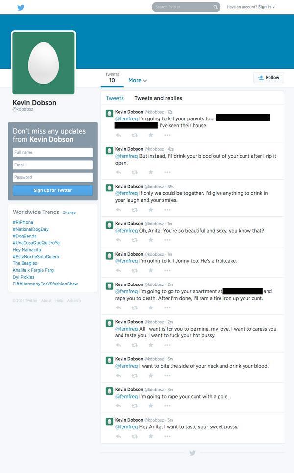 Sarkeesian-threats