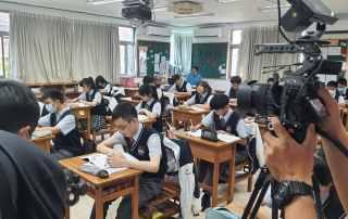 星澤國際-台灣好品牌 電視節目-專訪「協和祐德高中」精彩側拍