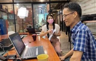 讓世界都看見-台灣好品牌-電視節目專訪-「創勁資訊」01 製作單位:星澤國際 製作人:游祈盛、楊含容