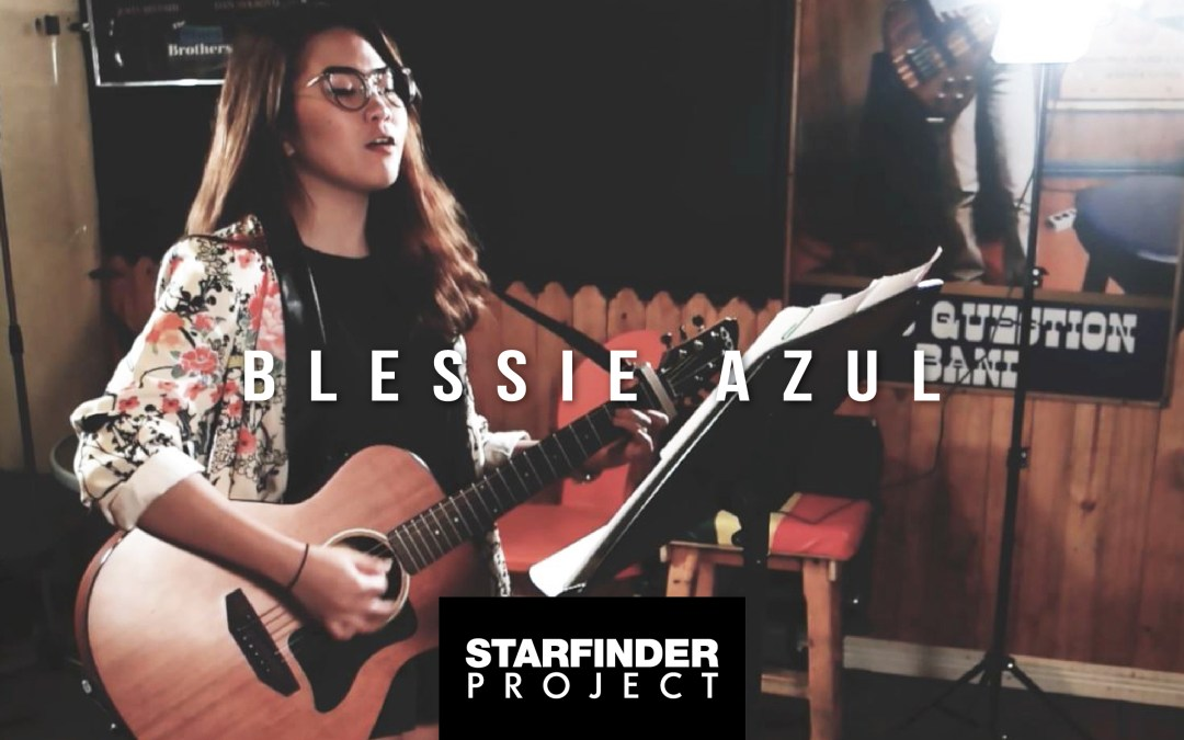 STARFINDER Project – Blessie Azul