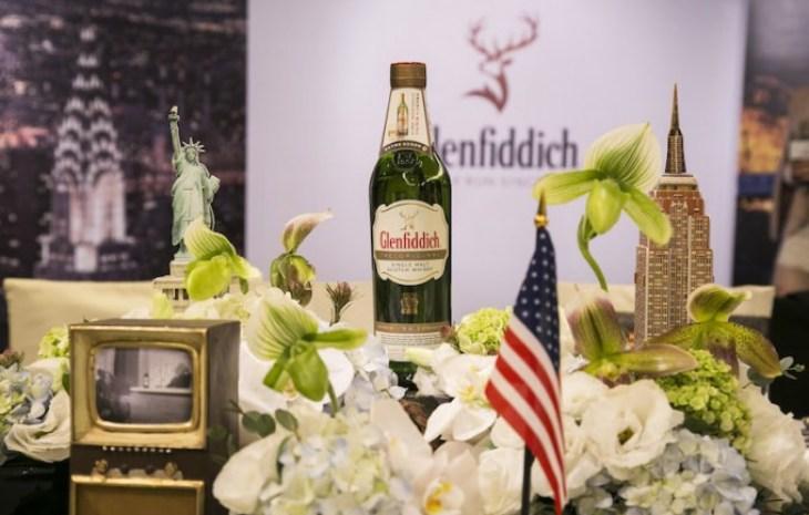Glenfiddich 全新品牌形象廣告首映會