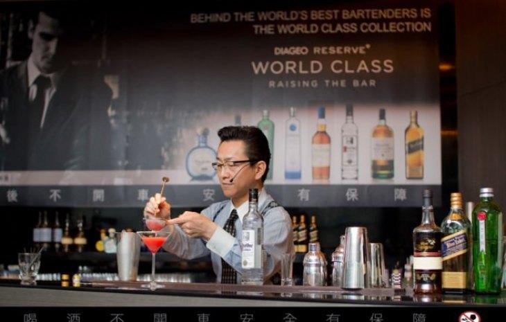 世界頂尖調酒師大賽 – 上野秀嗣訪台品飲會